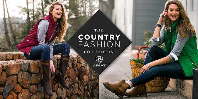 The Country Fashion Collection by Ariat