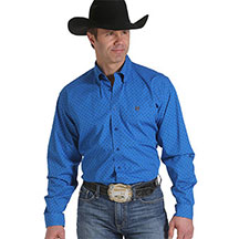 Cinch Armadillo Print Classic Fit Shirt