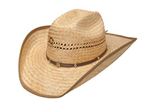 Charlie 1 Horse Straw Hats