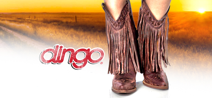 Dingo Fashion Cowboy Boots