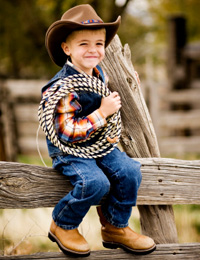 � Children's Old West� Boots