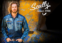 Scully Men's Western Apparel