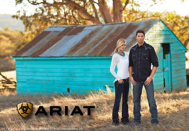 Ariat Boots and Apparel