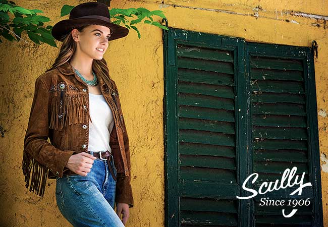 Scully Leather and Apparel - Since 1906