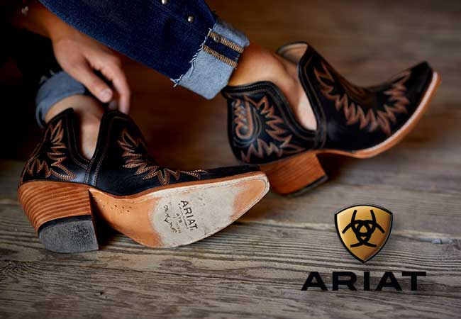 Ariat Boots & Apparel