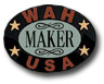 WAH MAKER™ Frontier Clothing U.S.A. Guaranteed Authentic by Scully, Inc.
