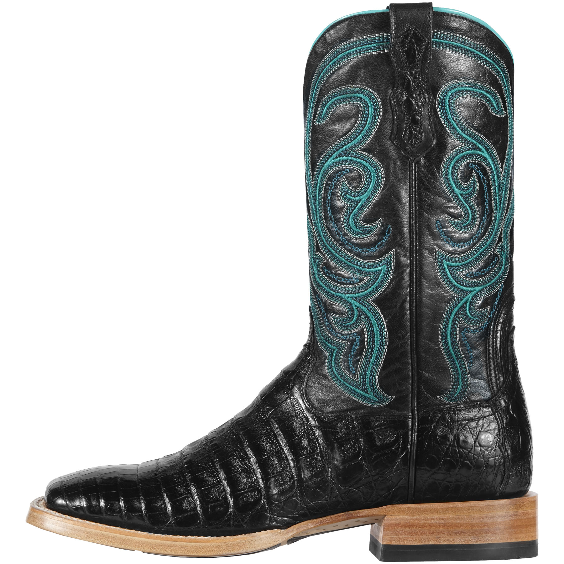 Complete boot corral, foreign exchange and ariat