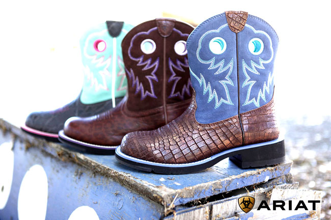 Ariat Baby Fat Boots Clearance - Boot Hto