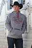 Cinch Men's Pullover Hoodie w/ Zipper Pocket