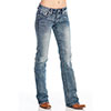 Cowgirl Up Ladies Michelle Midrise Boot Cut Jeans
