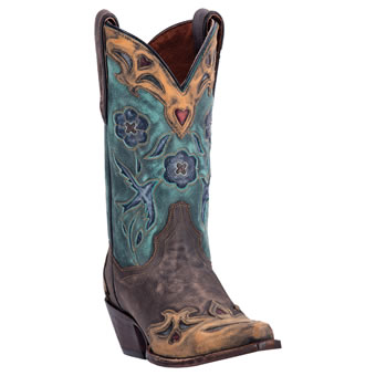 Dan Post® Blue Bird Women's Boots - Sanded Copper