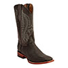 Ferrini Men's Lizard Belly S Toe Boots - Chocolate