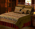 Luxury Chenille / Suede Bear Bedding Set