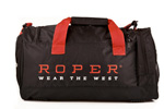 Roper Sports Duffle Bag - Black