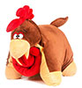 Roper Children's Chicken Buddy Pillow & Blanket