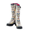 Blazin' Roxx Sugar Skull Rainboot