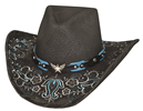 Bullhide Ace High Straw Hat
