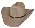 Bullhide� NRA Country 50X Straw Hat