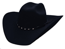 Bullhide True West 8X Felt Hat - Black