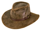 Outback Leather Kodiak Hat