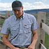 Outback Men's Knoxville Performance Shirt - Navy