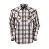 Outback Men's Harlin Performance Shirt - Faded Gold