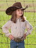 Resistol� RU Cowgirl Date Night w/Dad Girls Long Sleeve Western Shirt