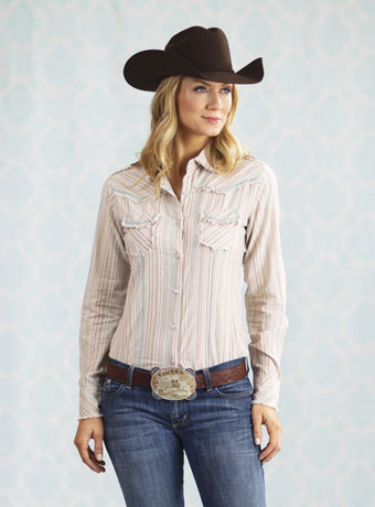 Resistol� RU Cowgirl Date Night Long Sleeve Western Shirt