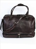 Hidesign Collection Handstained Calf Leather Duffle Bag