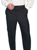Men's WAH MAKER� Solid Wool Blend Pants - Black