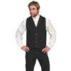 Men's RangeWear Canvas Vest - Black