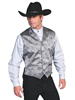 Men's RangeWear Notched Lapel Vest - Grey