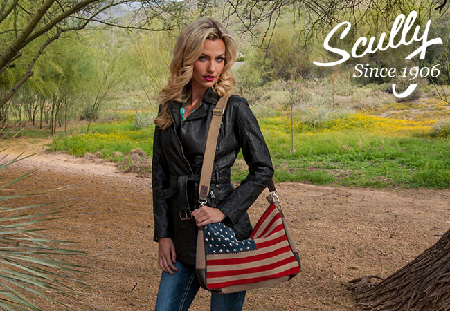 Scully Leather, Western and Contemporary Clothing and Accessories