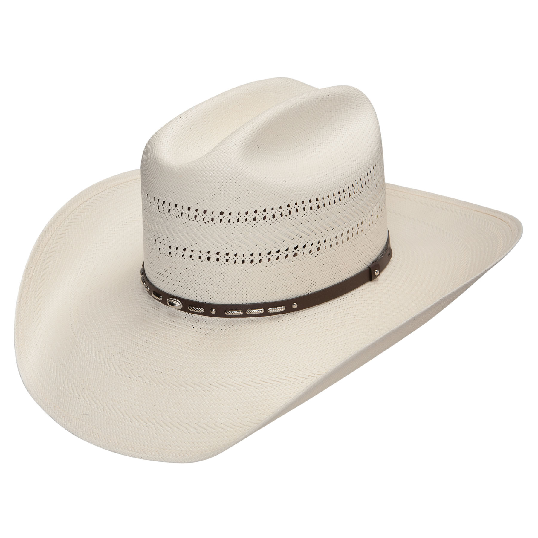 3094d4e7c56b8e ... Stetson Straw Cowboy Hat: Stetson Gaines 10X Straw Hat, 10X Collection