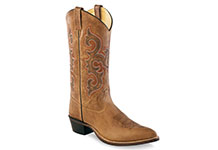 Men's Old West Western Boots