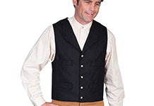 Men's Old West Vests