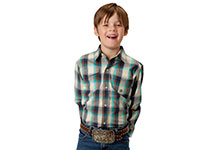 Boys Roper Apparel