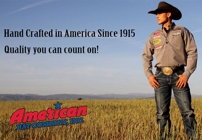 7698a1a5788 ... American Hat Company - The Professional Cowboy s Choice