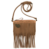 Bandana Sun Valley Crossbody Bag - Tan