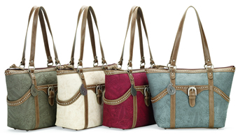 Bandana By American West Las Collection Of Handbags
