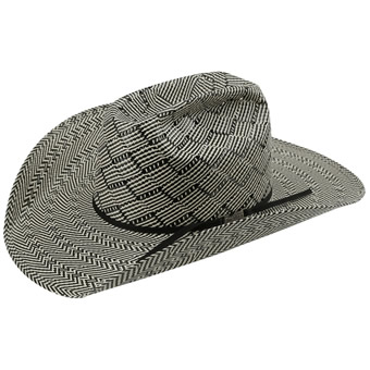 8833f4538a7 Pungo Ridge - American Hat Co 20☆ Patchwork Crossbred Vented Straw ...