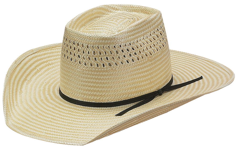 Pungo Ridge - American Hat Co Poli Rope Fancy Weave Neck Vented ... 32e66cd2fca