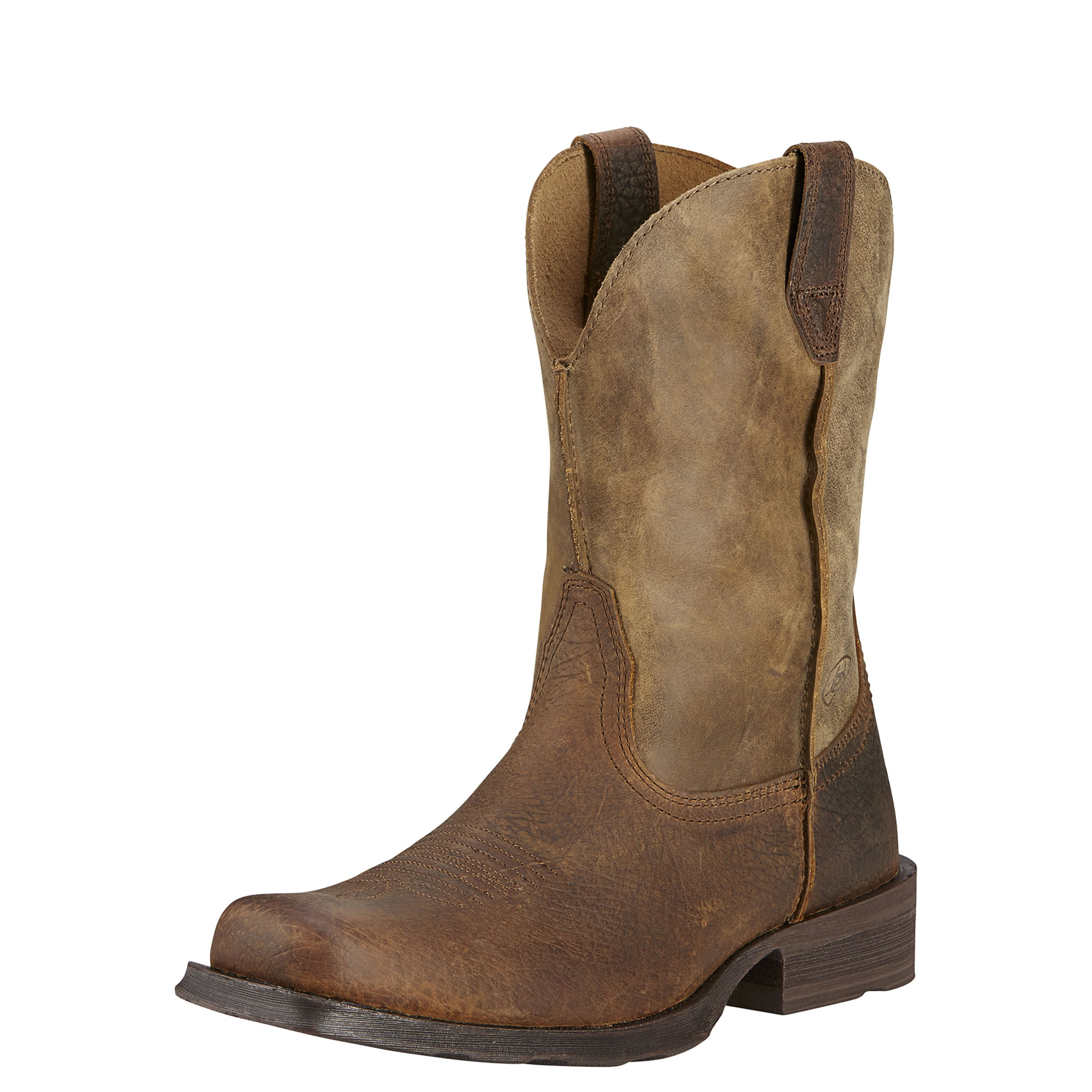 e1c73522eea Ariat Rambler Boots - Earth/Brown Bomber