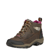 Ariat Women's Terrain Boot - Distressed Brown / Camo