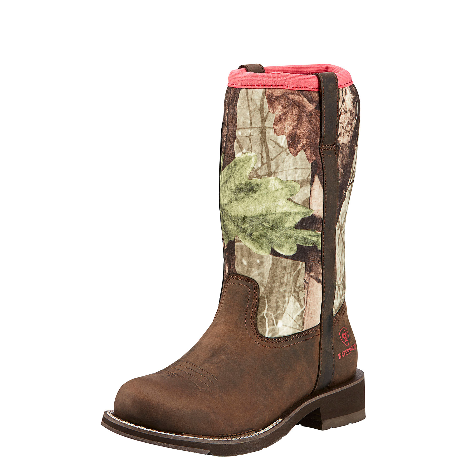 Pungo Ridge Ariat Fatbaby All Weather Palm Brown Camo