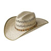 Bailey Aubrey Straw Hat