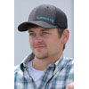 Cinch Men's Snap Back Mesh Trucker Cap - Heather Grey