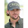 Cinch Men's Mid Profile Flexfit 3D Ball Cap - Grey