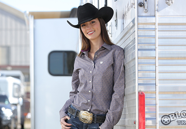 Cinch Women's Shirts and Jeans