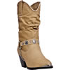 Dingo Women's Olivia Fashion Boots - Bone